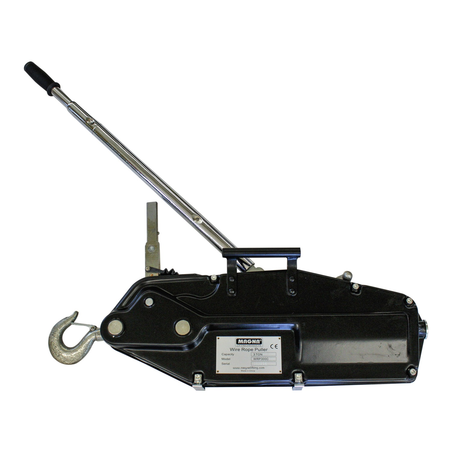 ¾ Ton – 3 Ton Magna Wire Rope Puller/Grip Hoist w/o Cable | Arctic ...