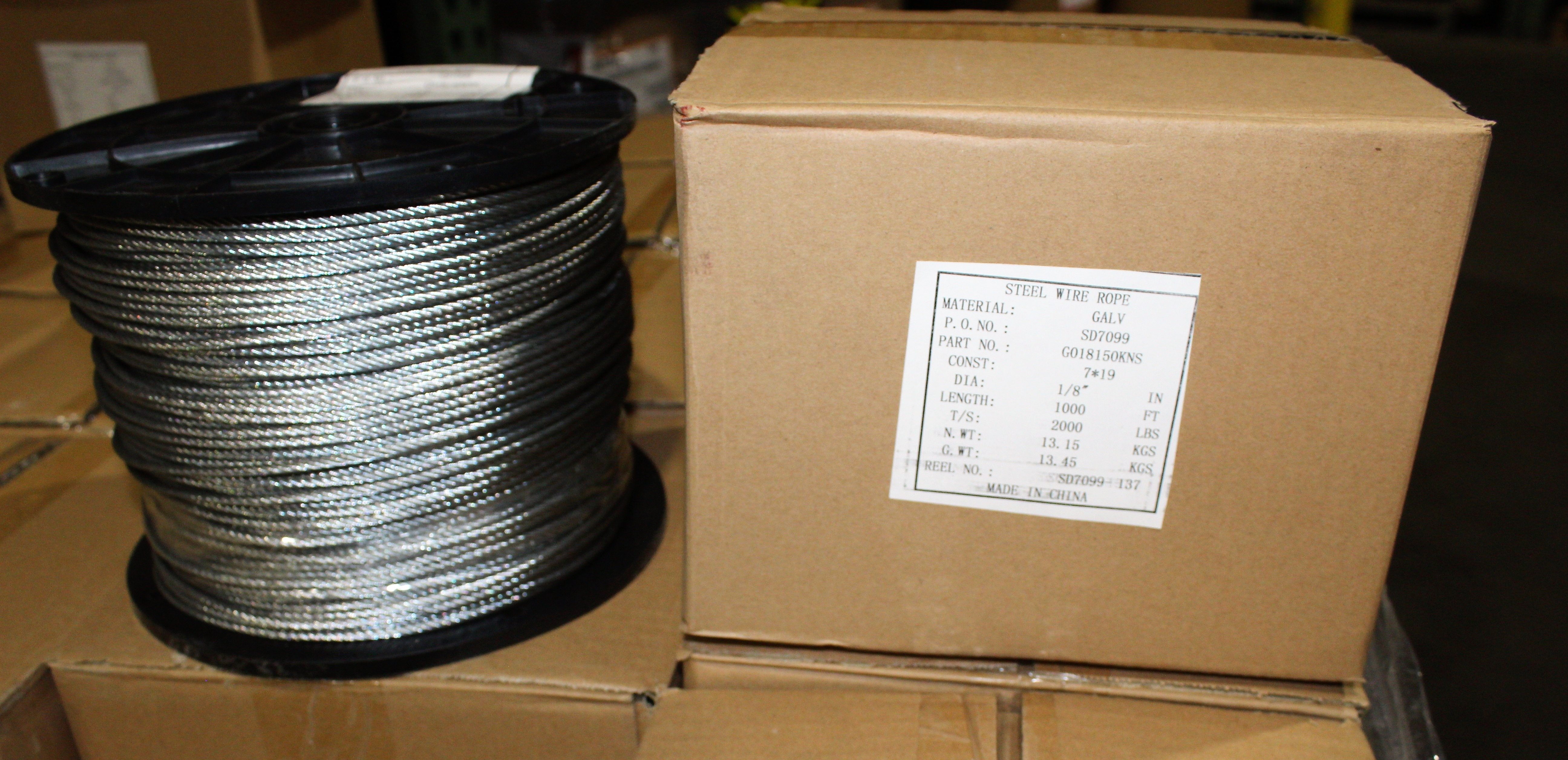 Wire Rope & Cable Archives – Arctic Wire Rope & SupplyArctic Wire ...