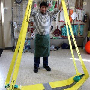 Heavy Equipment Tire Sling S M L Amp Xl Sizes Arctic