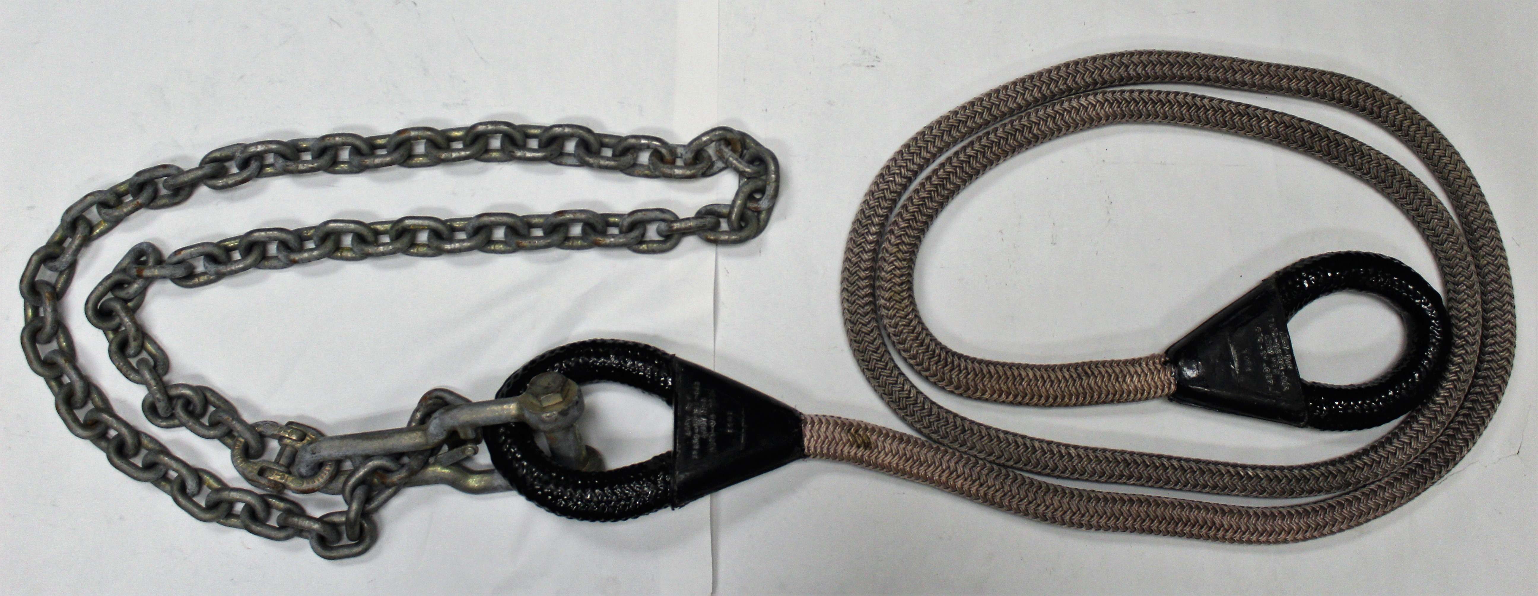 1 Quot X 11 Tow Rope Double Braid Nylon Nsn 4020 01 047 6814