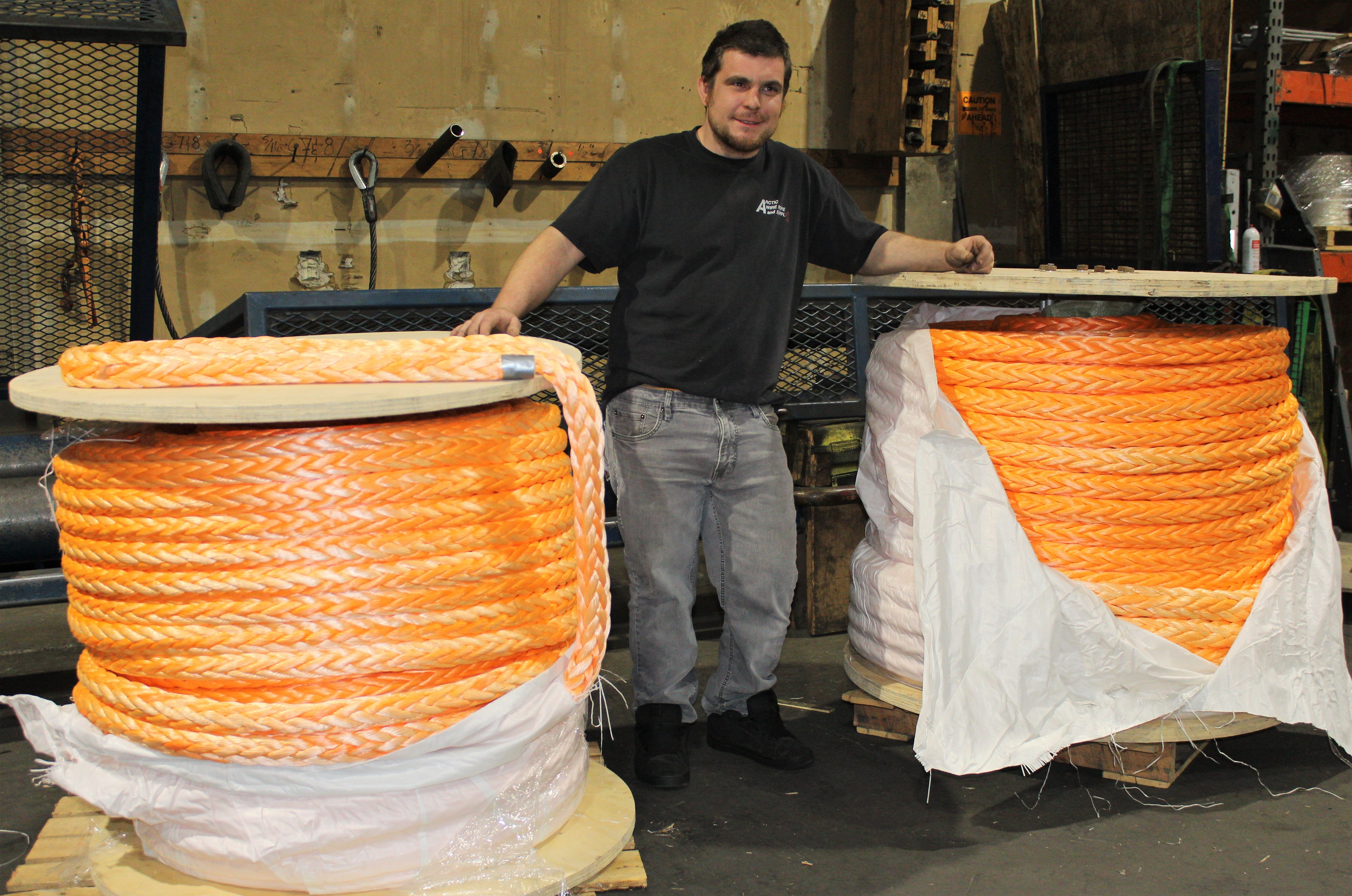 Arctic Wire And | Arctic Wire Rope Supply